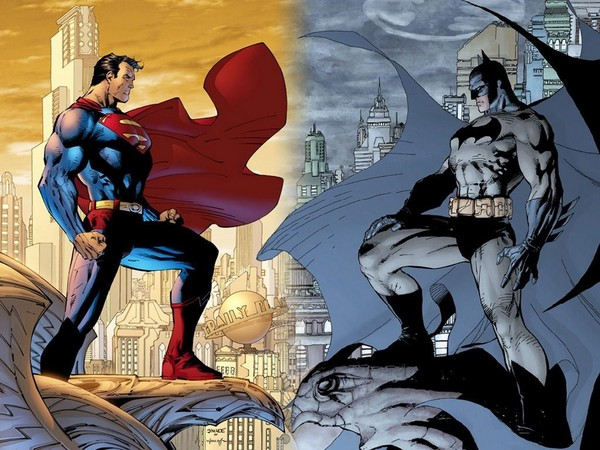 Batman vs. Superman. Who wins?