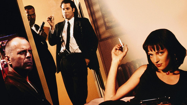 Pulp Fiction: Quentin Tarantino's Best Movie (1994)