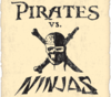 Pirates vs. Ninjas. Who Wins?