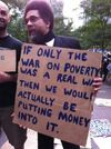 The only war worth fighting is the war on poverty
